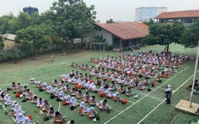 Pertemuan Tatap Muka Terbatas (PTMT) & Persiapan Penilaian Sekolah Adiwiyata Nasional