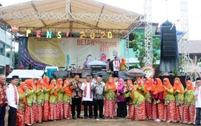 Pentas Seni SMPN 9 Tangerang Selatan Tahun 2020